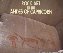 """Rock art in the andes capricorn"""